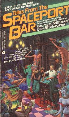 Cover Art for Tales from the Spaceport Bar